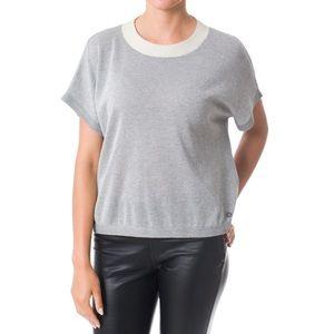 Anthropologie numph Amelia sweater blouse